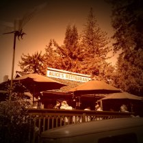 Alice's Restaurant in Woodside