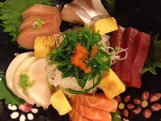 Chirashi Kenzo Sushi