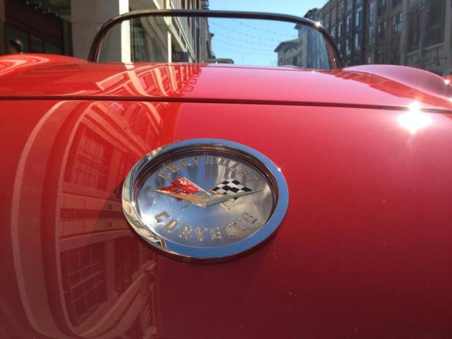 Corvette Santana Row