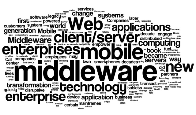 Enterprise Mobile Middleware