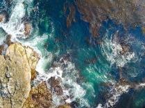 California Pacific Coastline by Drone