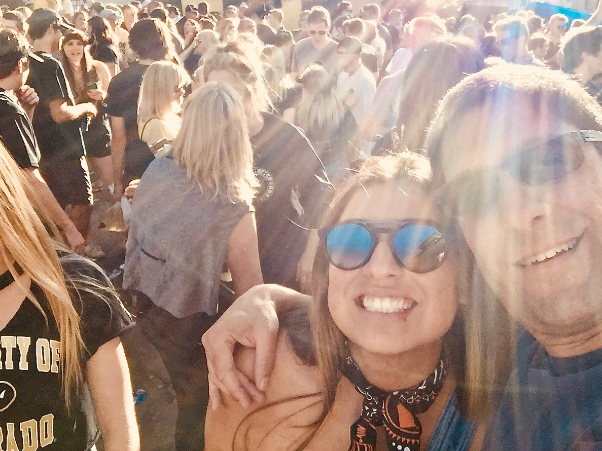 CU Boulder Family Weekend
