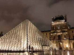 Singing in the Rain, Paris, France
