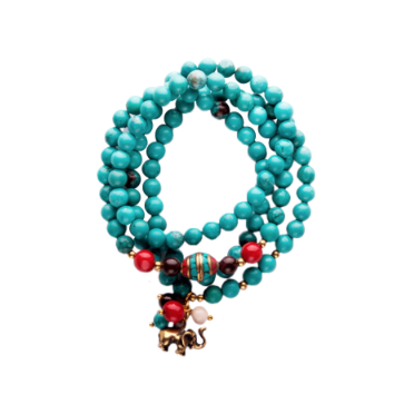 Wrapped in Courage Bracelet