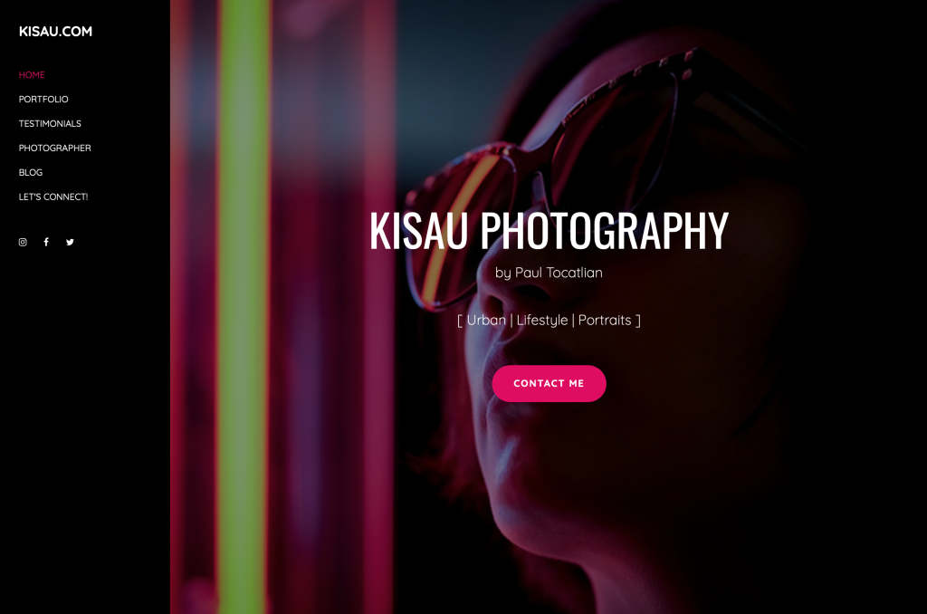 Kisau Photography by Paul Tocatlian